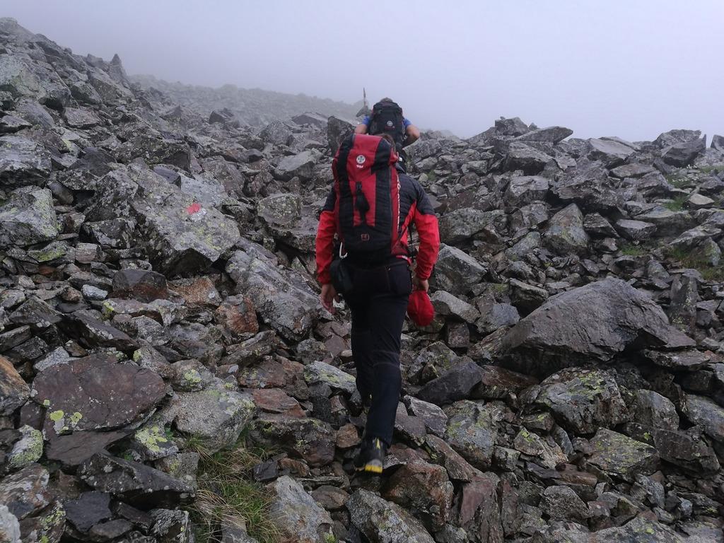 Klettersteig Nauders : Bergrettung nauders beim pamorter klettersteig im einsatz landeck