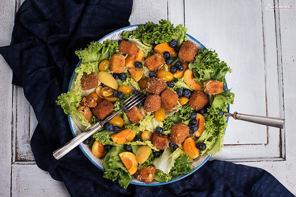 Cookingcatrin Simpel Sommerlich Salat Klagenfurt