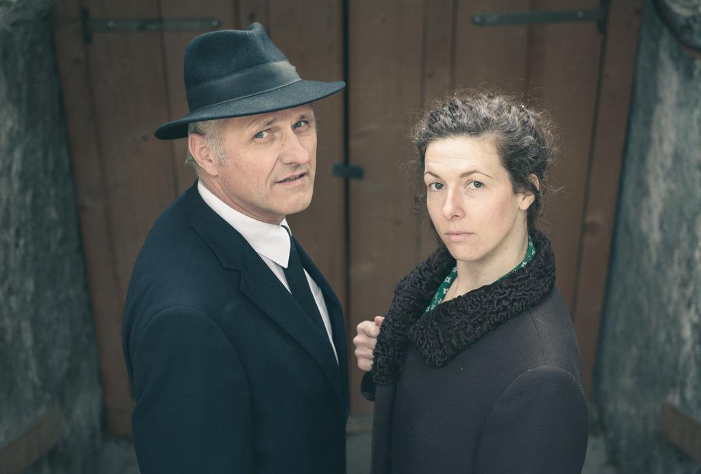 Herbert Marktl und Christina Wuga eröffnen mit