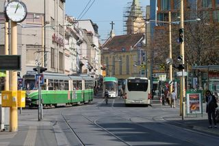 Nicht nur innerstädtisch, sondern auch außerhalb der Kernzone wäre ein Ausbau des Straßenbahnnetzes denkbar.