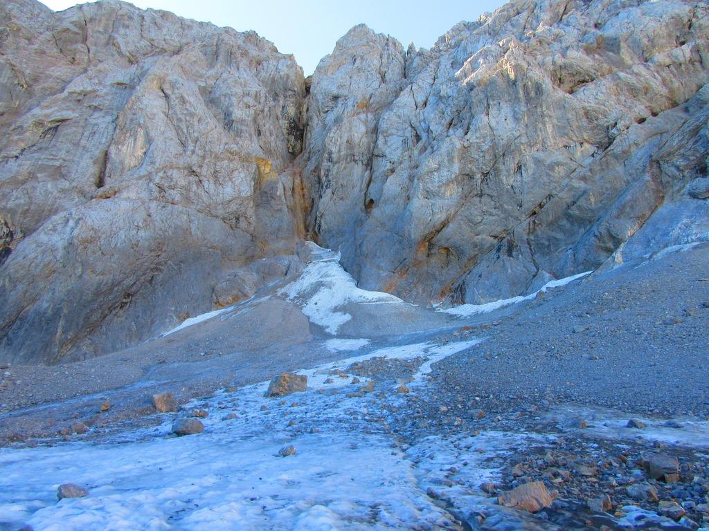 Klettergurt Für Gletscher : Eiskar der südl. gletscher Österreichs villach