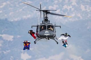 Die Red Bull Aces Exhibition wird erstmals in Europa gezeigt. Foto: Red Bull/Mitter