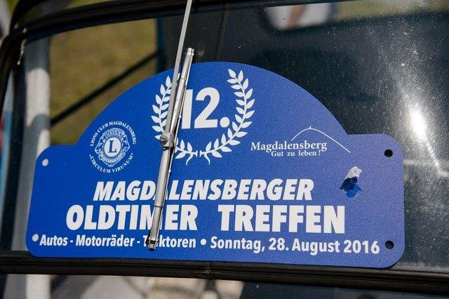 11. Oldtimertreffen des Lions Club Magdalensberg