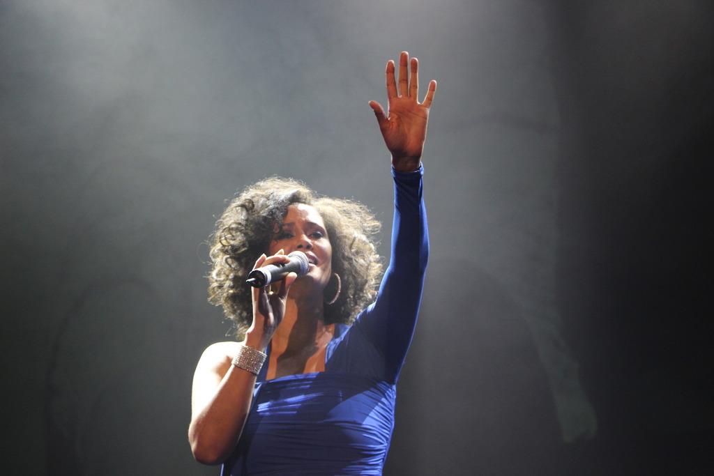 The Whitney Houston Show Im Konzerthaus Wieden