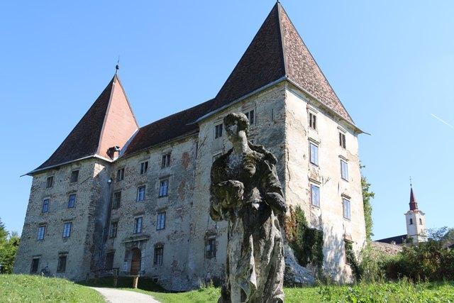 Schloss Spielfeld - Tag des Denkmals - 2016 - Renaissanceschloss - Schlosskirche