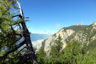 """Eine grandiose Aussicht bietet eine Wanderung über den """"Jagasteig"""" auf den Dobratschgipfel!"""
