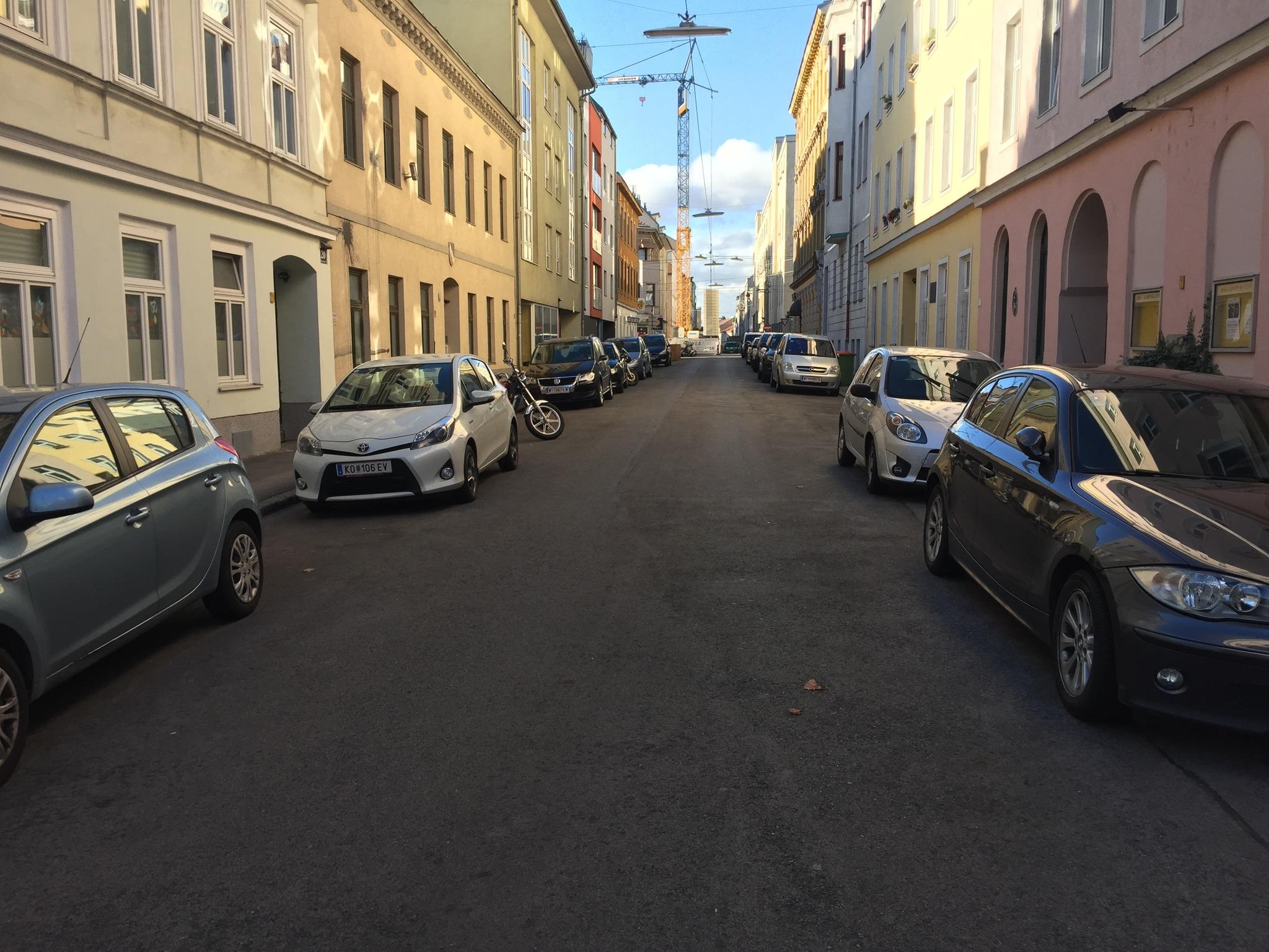 Ein Monat Parkpickerl Weniger Verkehr Aber Neue Probleme Währing