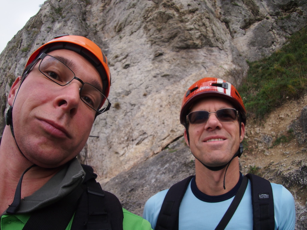 Pittentaler Klettersteig : Bergerlebnis am dünnen drahtseil neunkirchen