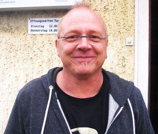 Mag. Fritz Käferböck-Stelzer, Betriebsseelsorger Linz-Land