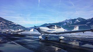 Drei Fliegerclubs starten vom Blue Danube Airport in Hörsching aus in die Lüfte.
