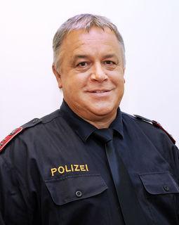 Gruppeninspektor Herbert Resch aus Loising, der bei für die Polizei in Purgstall im Einsatz ist, rettete einem Schwerverletzten in Wieselburg das Leben.