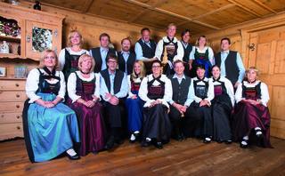 Der Gemischte Chor Matrei wurde im Jahre 1989 gegründet. Mit der CD-Produktion erfüllte man sich einen lang gehegten Wunsch.