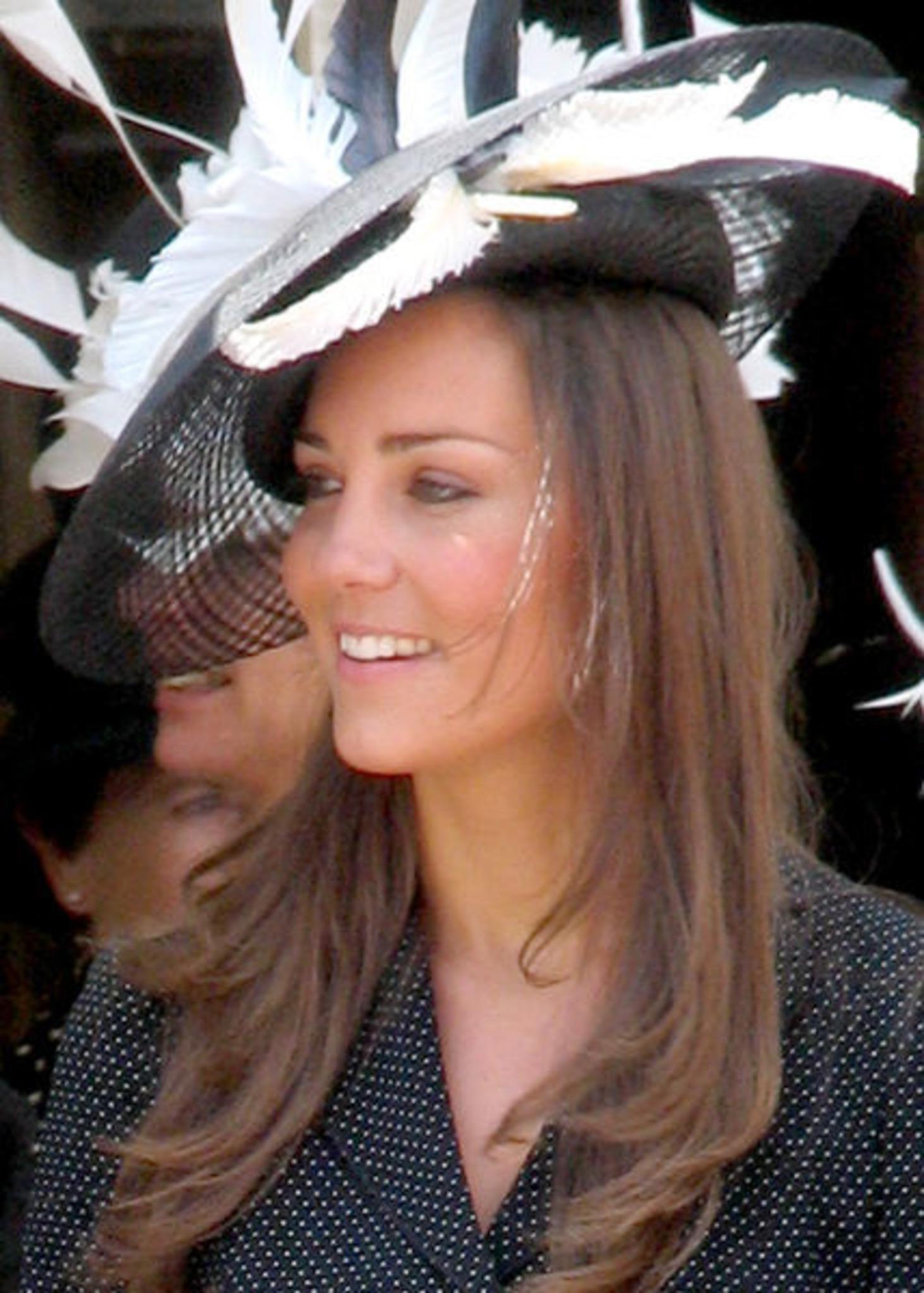 So Cool Kate Middleton Bei Snapchat