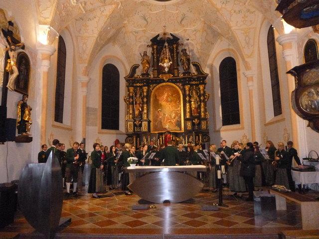 Burgkirchen in Obersterreich - Thema auf omr-software.com