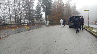 Tatortermittler am Eiberg – am Parkplatz wurde eine tote Person gefunden.