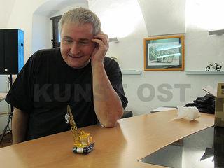 Der Unternehmer als Kulturschaffender: Ewald Ulrich