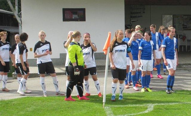 FC Altmnster Damen - Thema auf blaklimos.com
