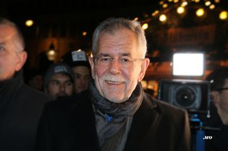 Prof. Alexander Van der Bellen
