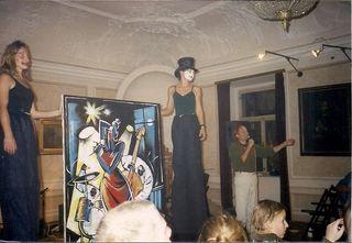 Nach der ersten gemeinsamen Performance 1997 in Freiberg waren LeMonds und Scheuer auch im Ausland aktiv.