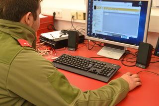 17.000 Feuerwehrmitglieder im Land werden derzeit online befragt. (Symbolfoto)