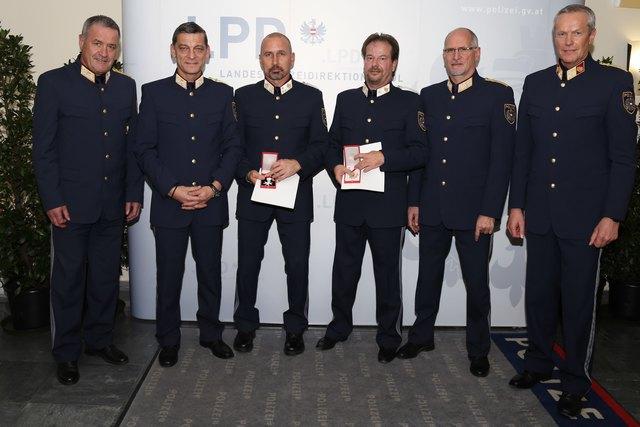 Polizei Tirol 02 - Landespolizeidirektionen