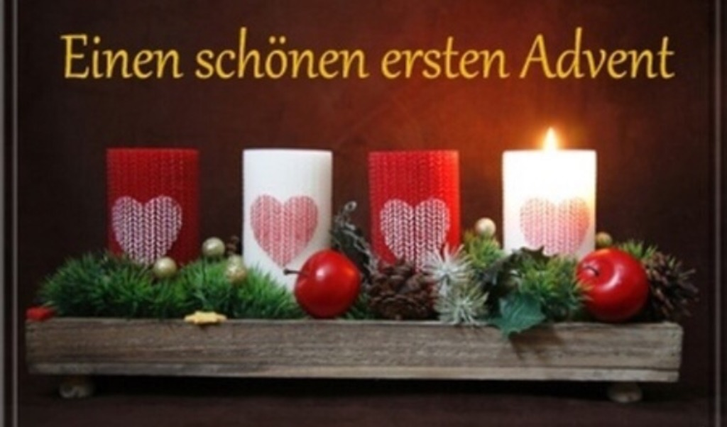 ersten advent w nsche weihnachten 2019. Black Bedroom Furniture Sets. Home Design Ideas
