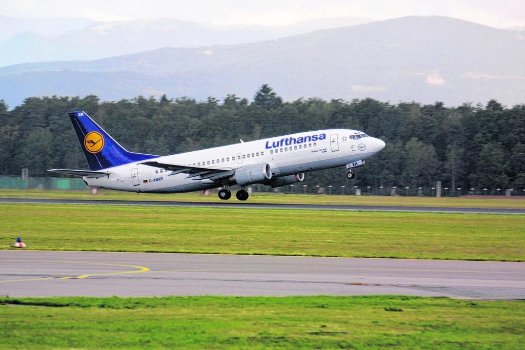 Lufthansa Streik Trifft Auch Den Flughafen Graz München