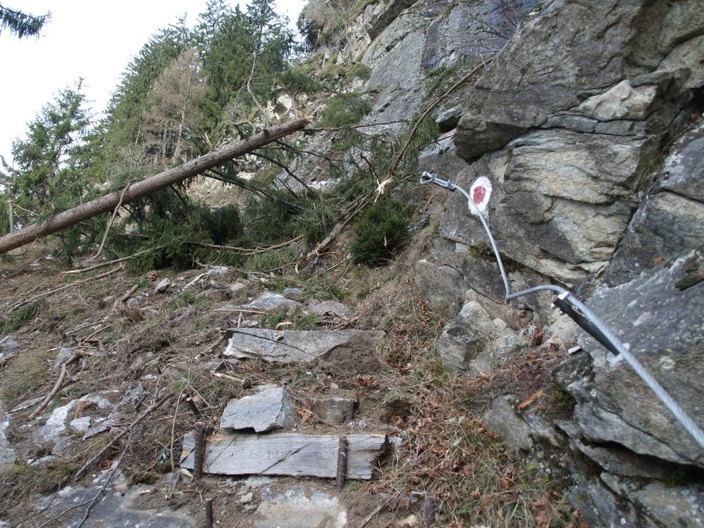 Klettersteig Fallbach : Felssturz in malta: klettersteig bis frühjahr gesperrt spittal