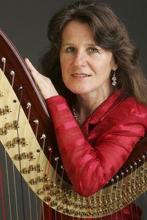 Monika Stadler - Harfinistin und Komponistin