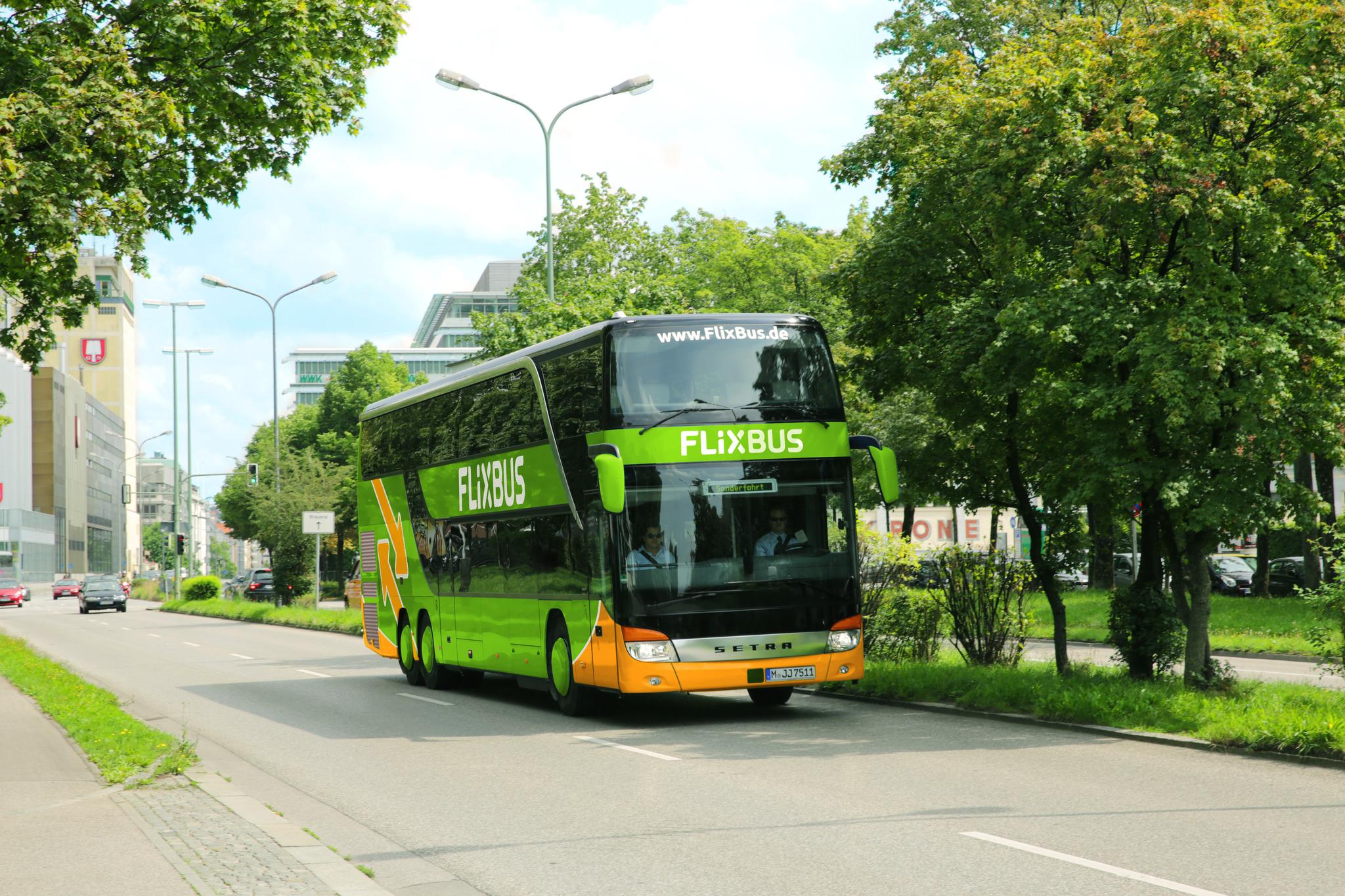 Neue Fernziele Von Flixbus Innsbruck