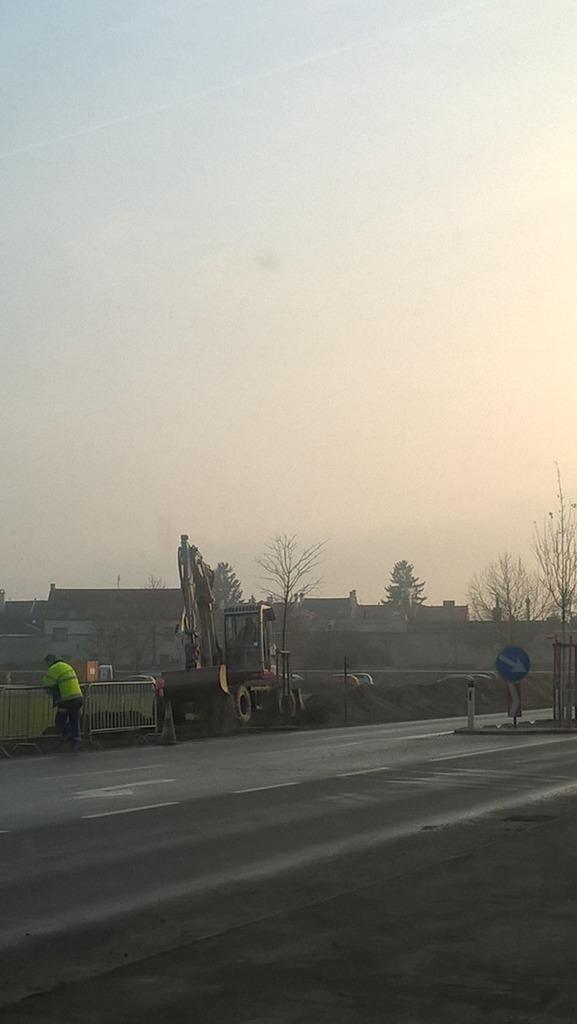 Baustelle In Niederösterreich Thema Auf Meinbezirkat