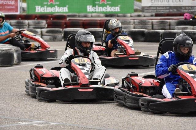 Melde dich jetzt für die Kart Challenge Krems am 23. und 24. Juni 2018 an!