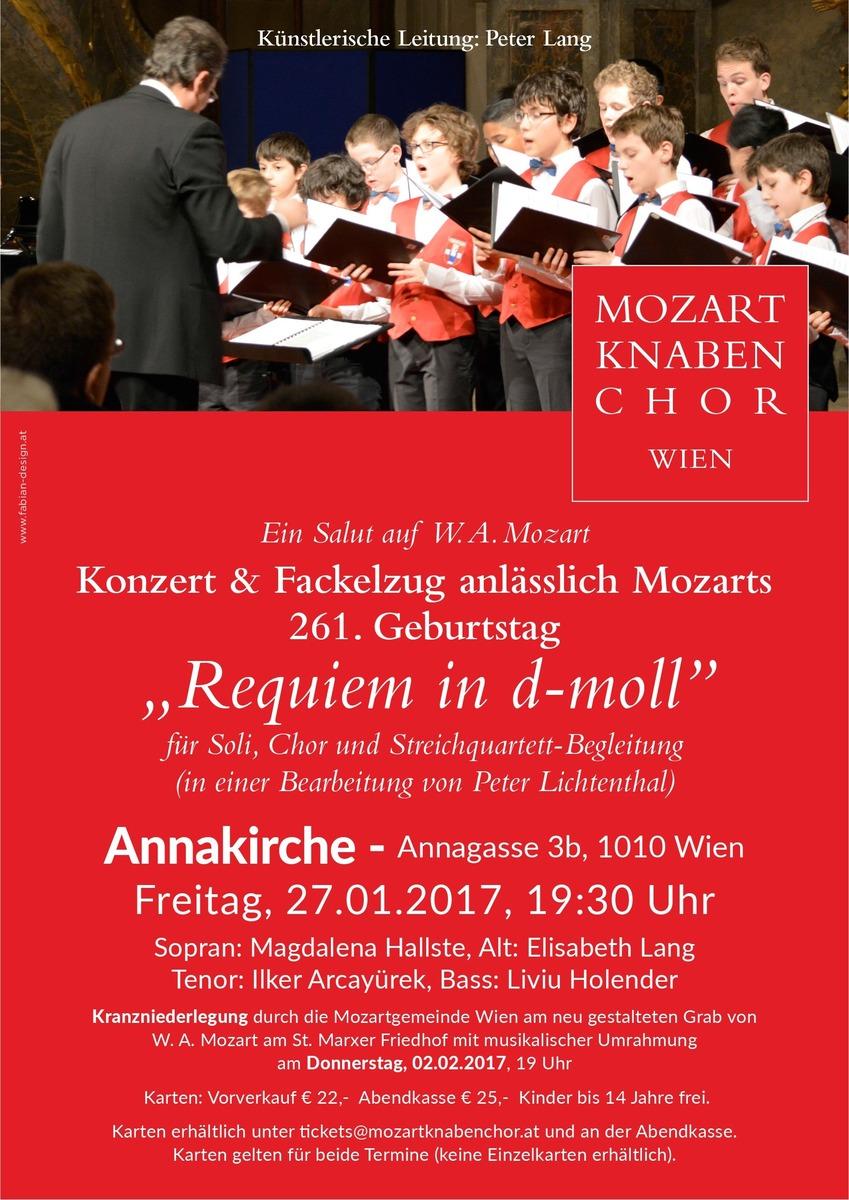 Haydn Bass Alt für Sopran Requiem in c-Moll Tenor