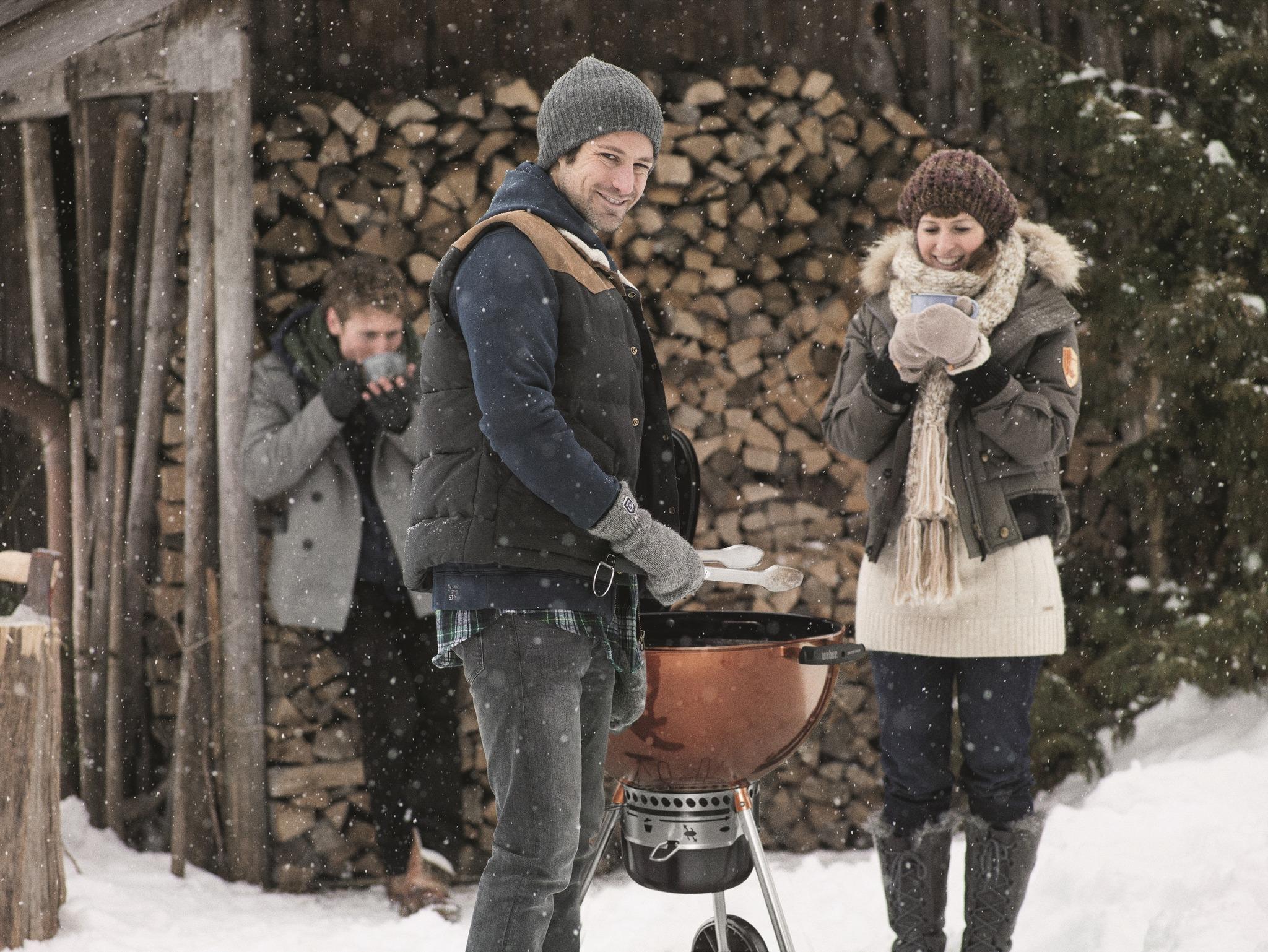 grillen im winter so geht 39 s richtig neubau. Black Bedroom Furniture Sets. Home Design Ideas