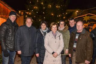 Die Schlussverlosung für die Rubbellos-Aktion fand am Feldkirchner Hauptplatz statt