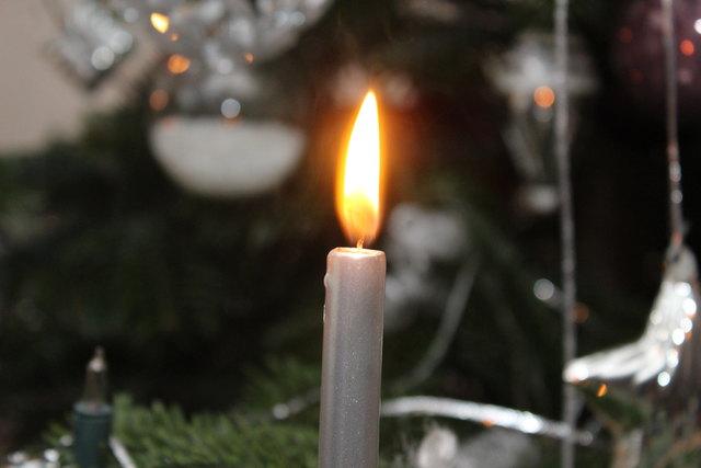 Weihnachtszeit Ende