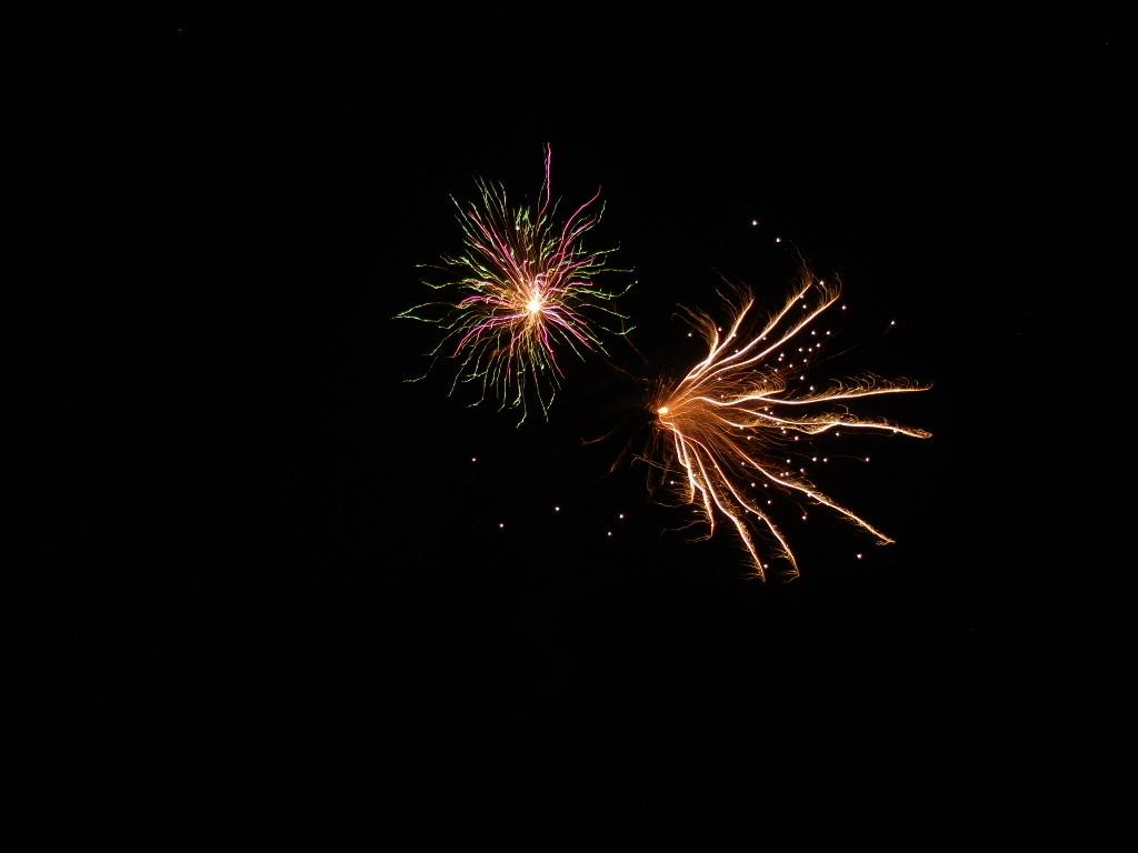Ich wünsche euch allen einen guten Rutsch und Start ins neue Jahr ...