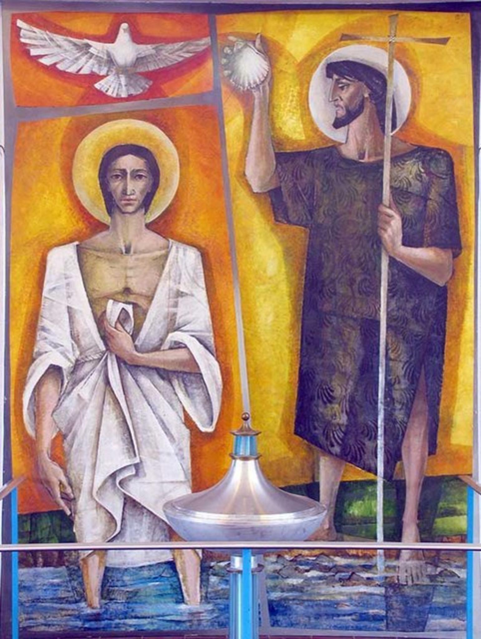Die Taufe Jesu Landeck