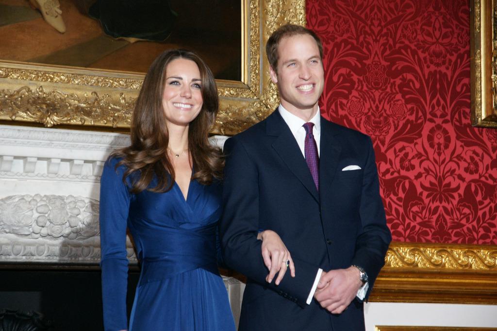 Wunderschon Kate Middleton Hat Eine Neue Frisur