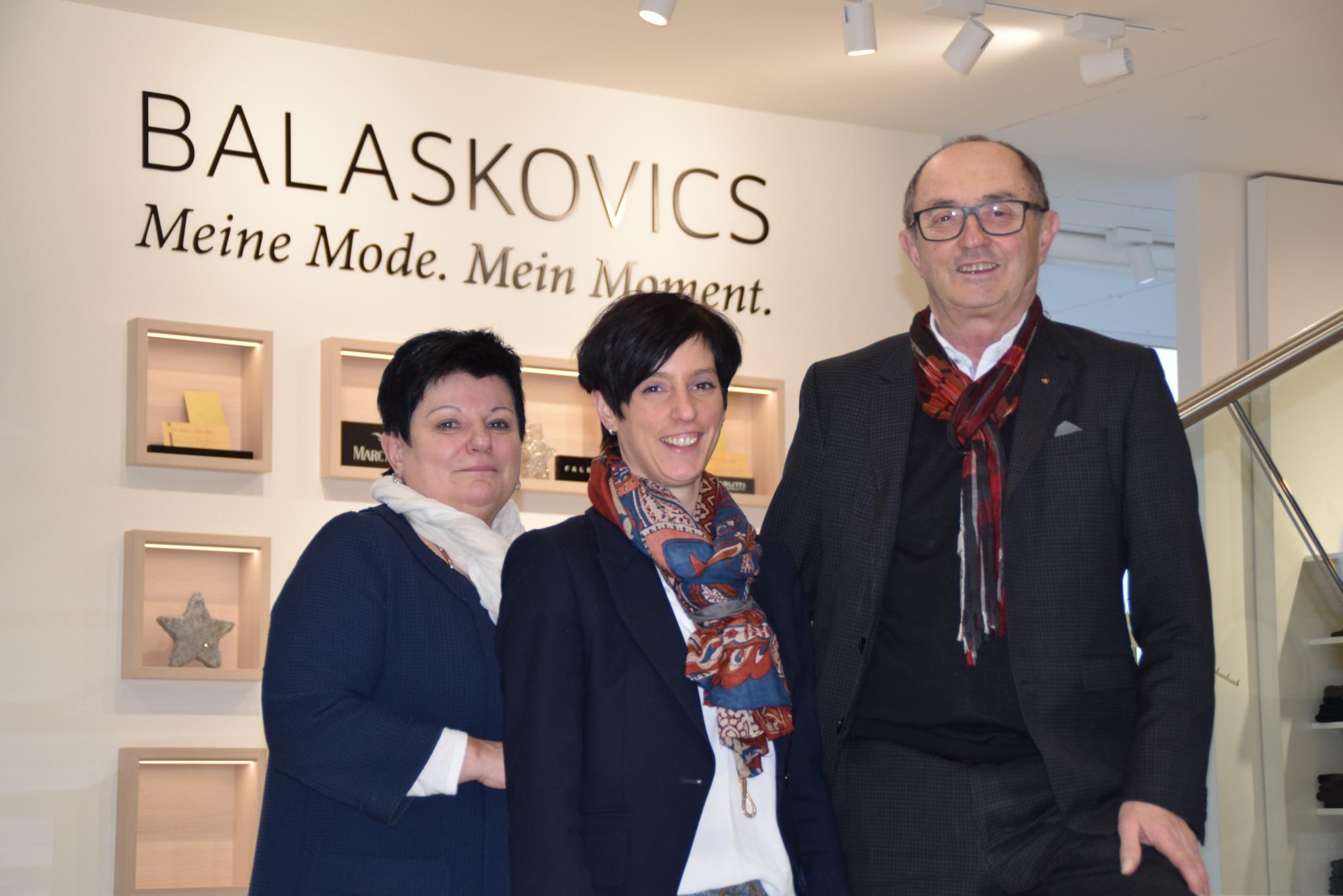 Unsere Familienbetriebe Beim Modehaus Balaskovics In Oberwart Halt