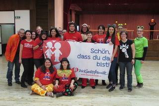 Das Team der Kinderfreunde Haid/Ansfelden