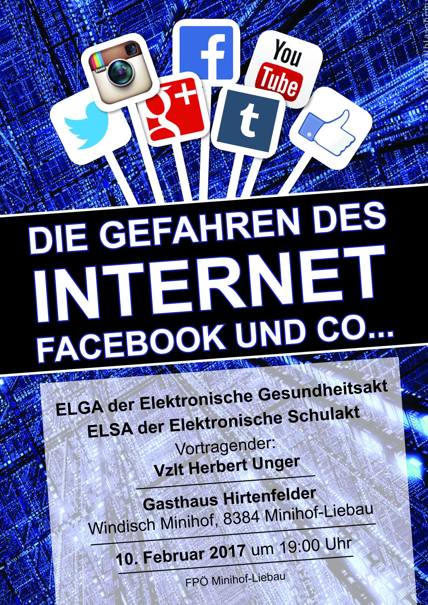 Gefahren Facebook