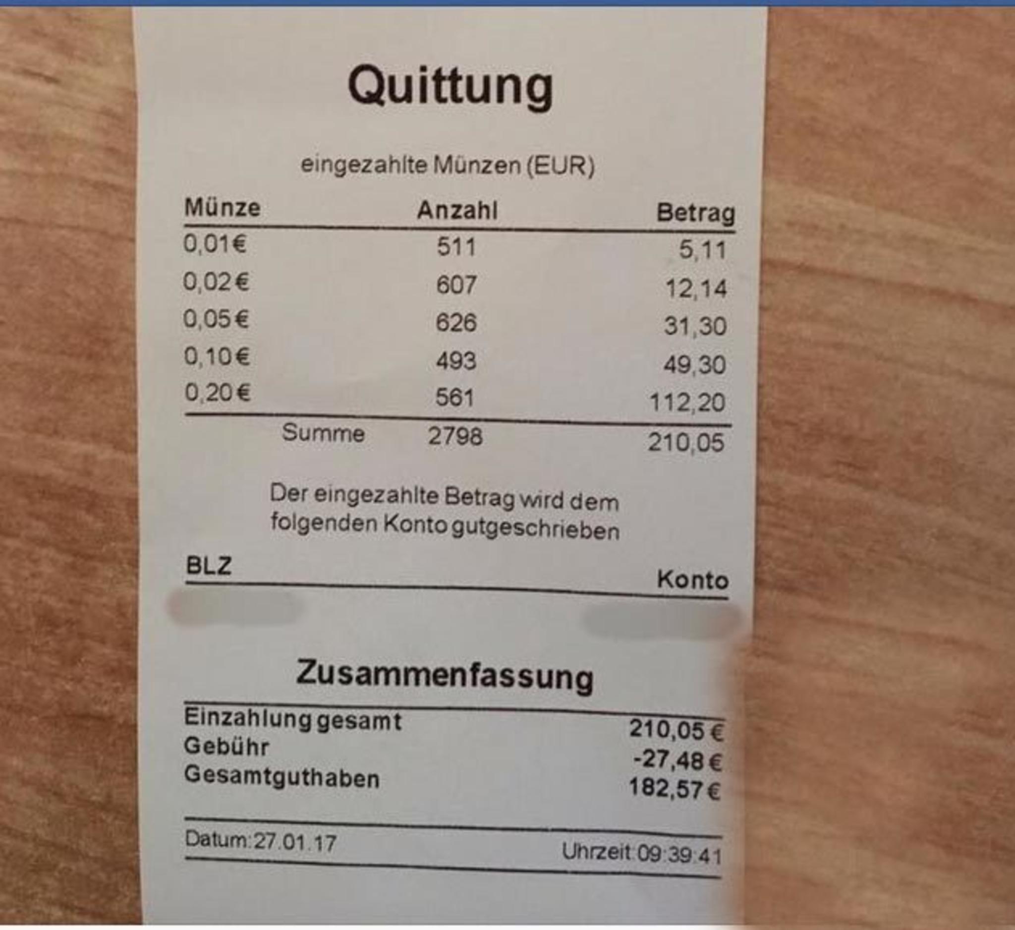Sparschwein Auszahlen Kostet Extra Je Weniger Menschlicher