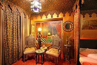 Das Hotel Orient: Wiens exklusivstes Stundenhotel bietet für alle Liebenden eine einmalige Atmosphäre.