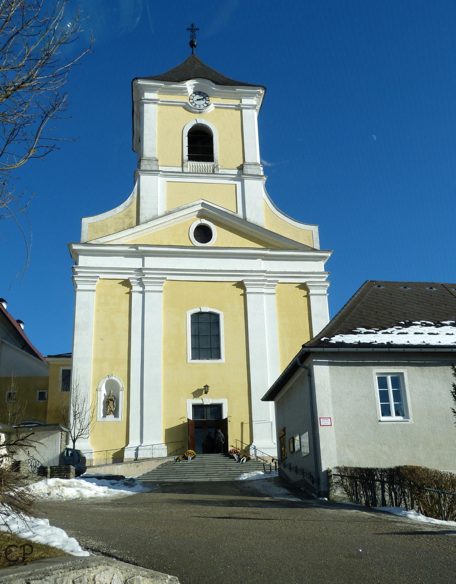 Christliche singles in kirchberg am wechsel Bernardin christliche
