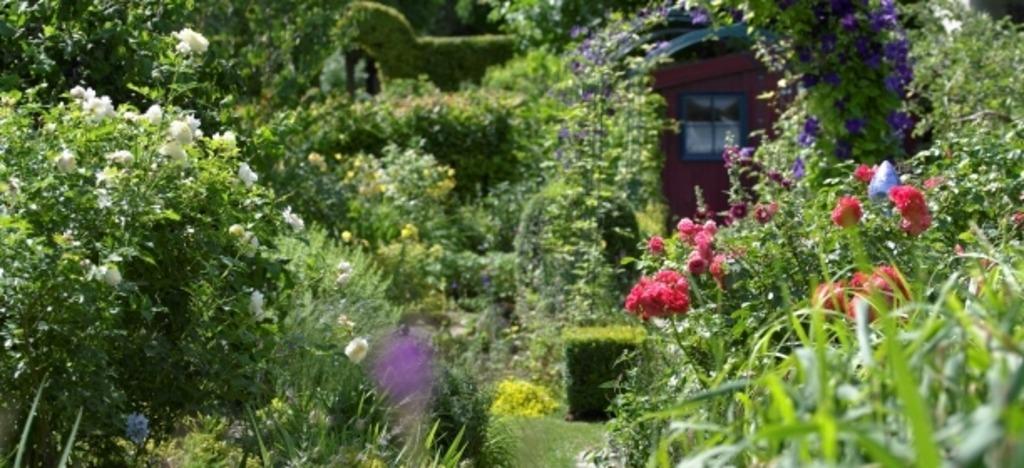 Natur Im Garten Ein Paradies Zum Bleiben Neunkirchen