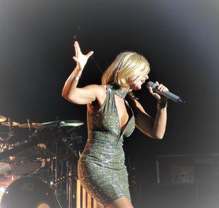 Michelle, eine fantastische Sängerin mit ganz großem Herz!