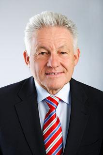 Landeshauptmann Josef Pühringer dankt den Freiwilligen in Oberösterreich.