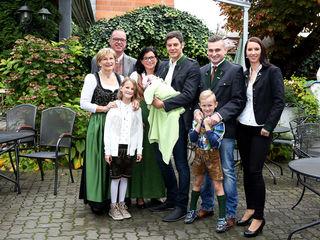 Ein Familienbetrieb seit Generationen: Das 'Gasthaus Thomahan' gibt es im heurigen Juni bereits 61 Jahre.