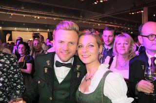 Christina und Willi Gabalier, Tanzschule Kern-Theissl Gabalier